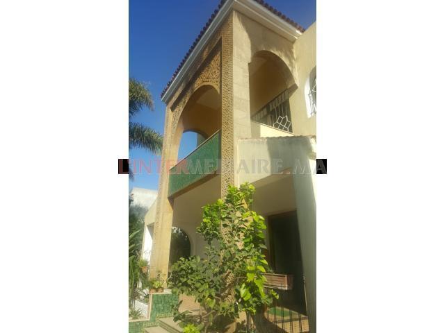 Charmante villa d'architecte