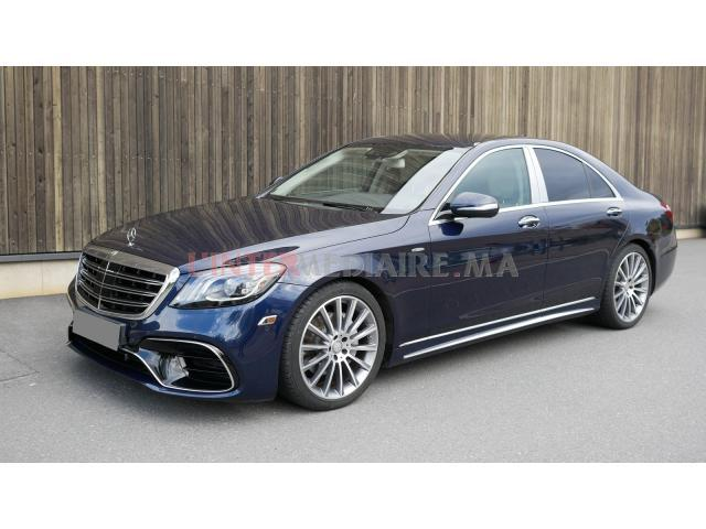 Mercedes-Benz S-Klasse S400 HYBRID 306HK