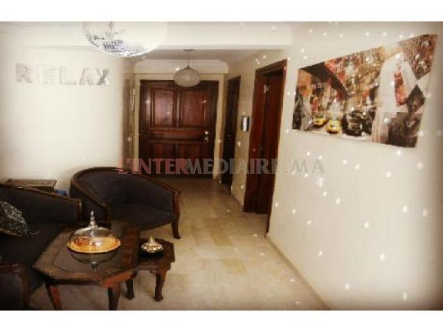 Studio 44m² à Boulevard Mohamed V Casa