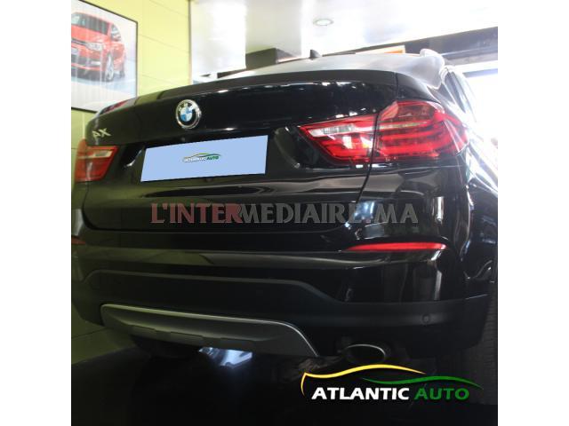 BMW X4 PREMIERE MAIN A NE PAS RATER