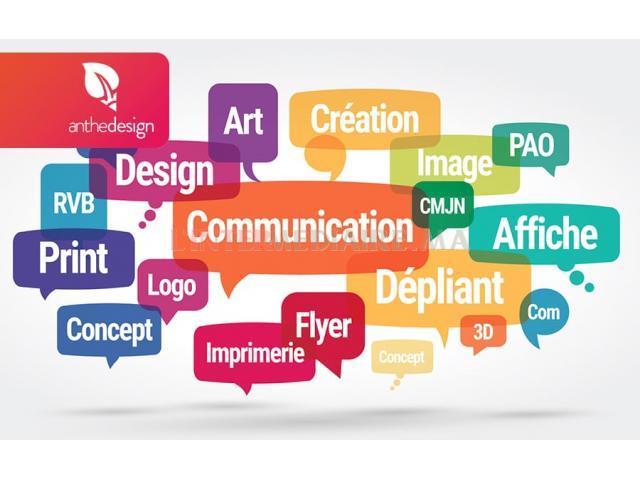 infographiste a la recherche de travail