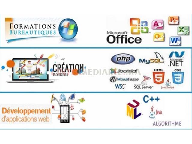 Formation en Développement web