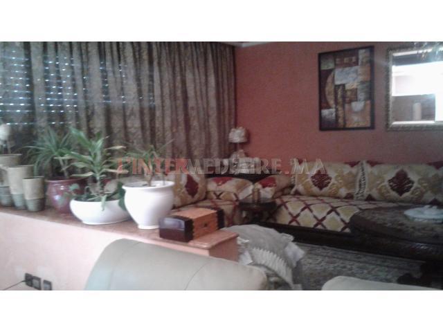 appartement 165 M2 a vendre