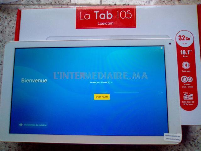 Vend tablette Logicom jamais utilisée