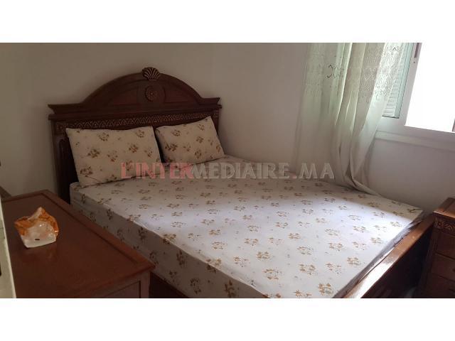 Appartement meubler a louer