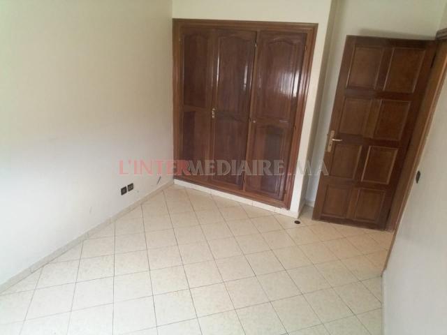 appartement à louer  à bd ghandi