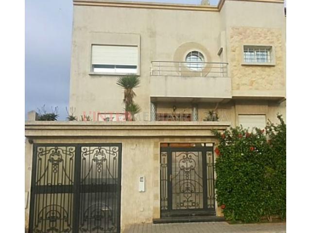 villa bien située quartier Beausite Aïn