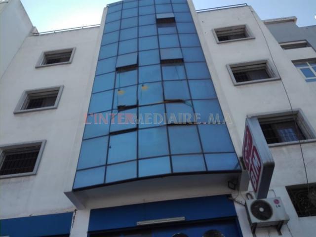location immeuble pour les entreprises