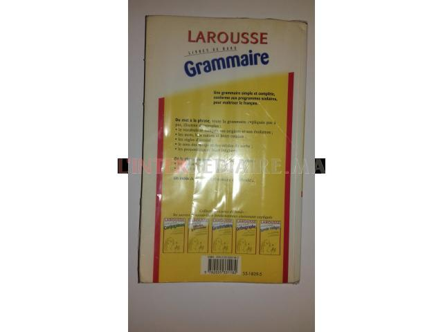 Larousse Grammaire