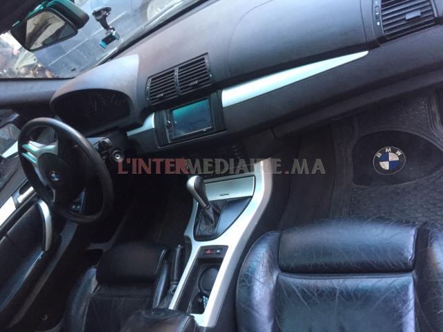 Bmw X5  Turbo diesel auto
