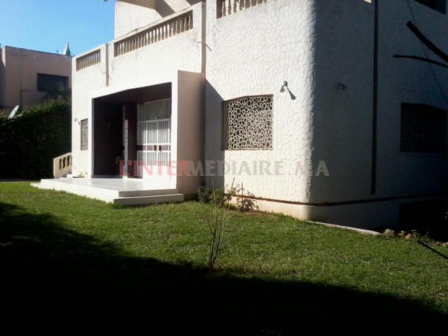 Villa Hermitage à vendre
