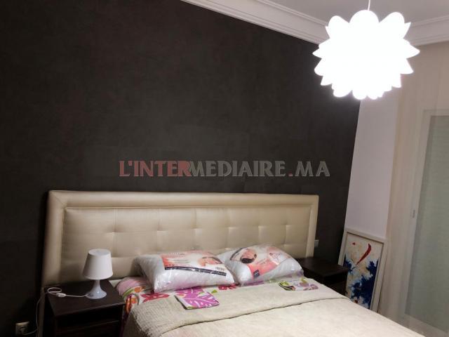 Appartement meublé de 120 m2 Val Fleuri