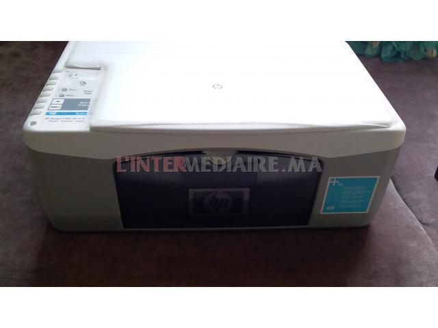Imprimante HP Deskjet F300 All-in One