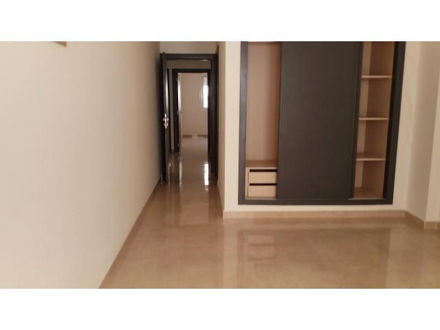Appartement en centre de Tanger neuf.