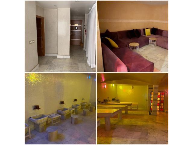 Vente centre remise en forme Hammam/SPA