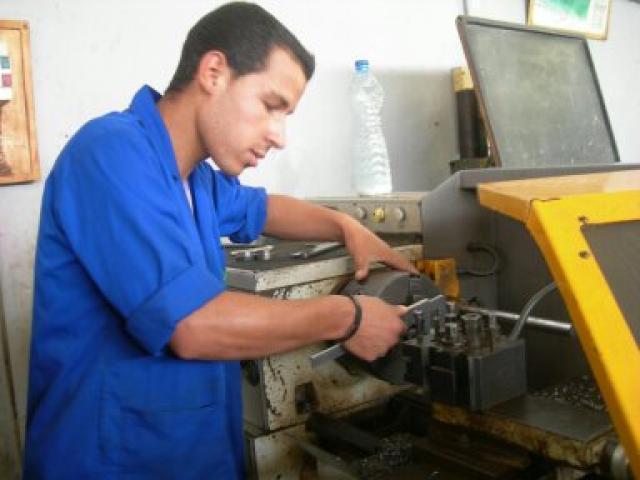 Téchnicien en fabrication mécanique