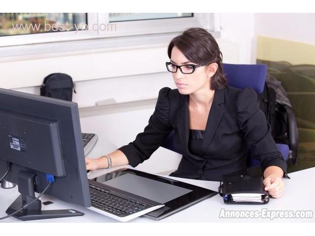 secrétaire de direction