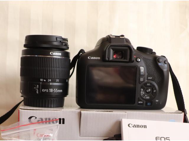 Caméra canon 1300D