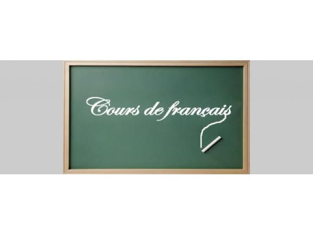 cours de soutien en français
