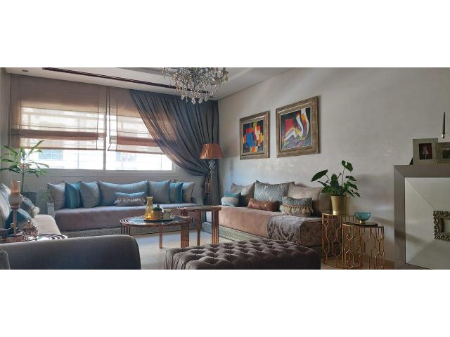Vente appartement sur Tanger