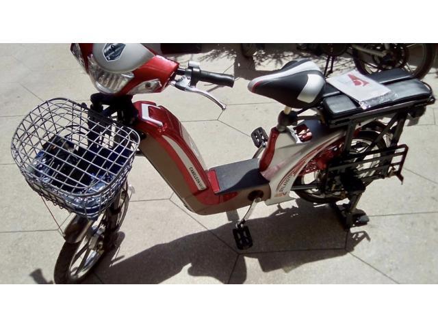 bicyclettes électriques