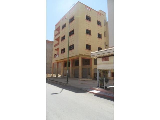 Bâtiment R+3 Deux Faces à Meknès