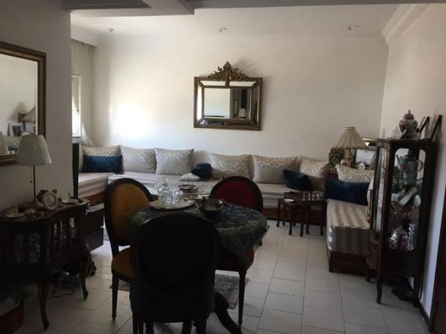 Appartement en Bas Agdal à ventre