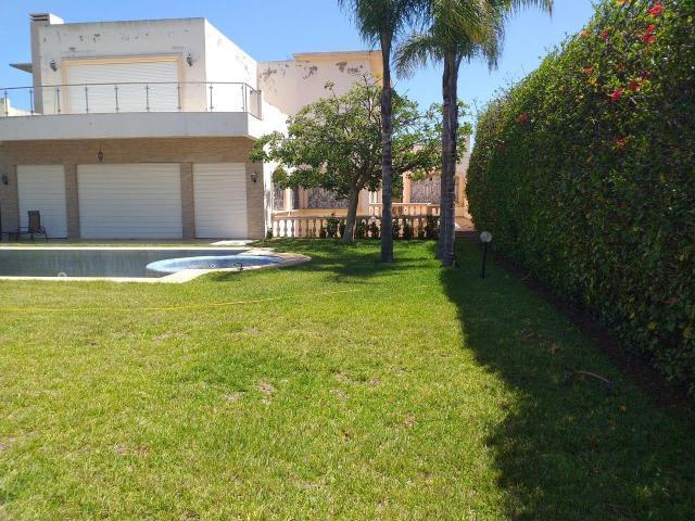 Super Villa a vendre ain diab Casablanca