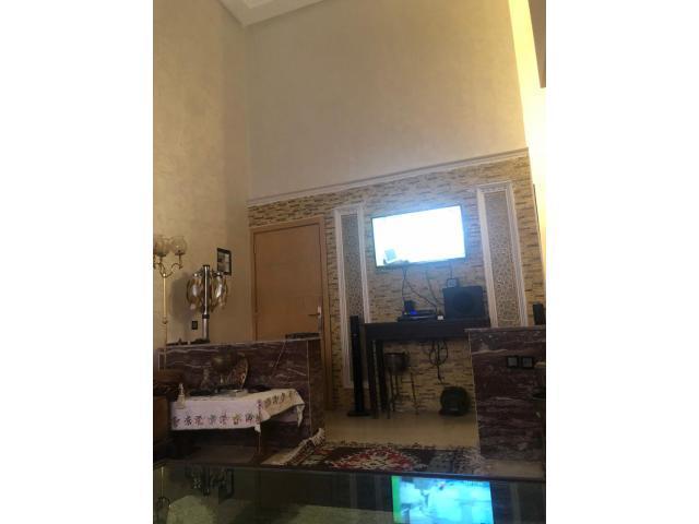 Magnifique duplex RDC meublé à Izdihar