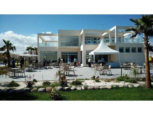 villa Savannah beach sidi rahal