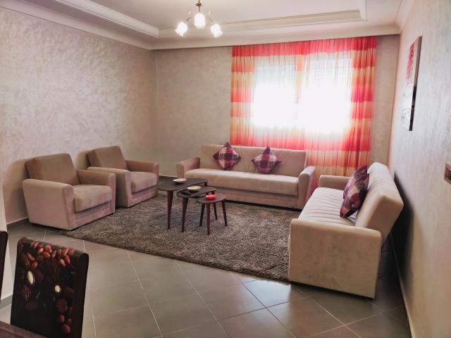 Bel et neuf appartement à louer