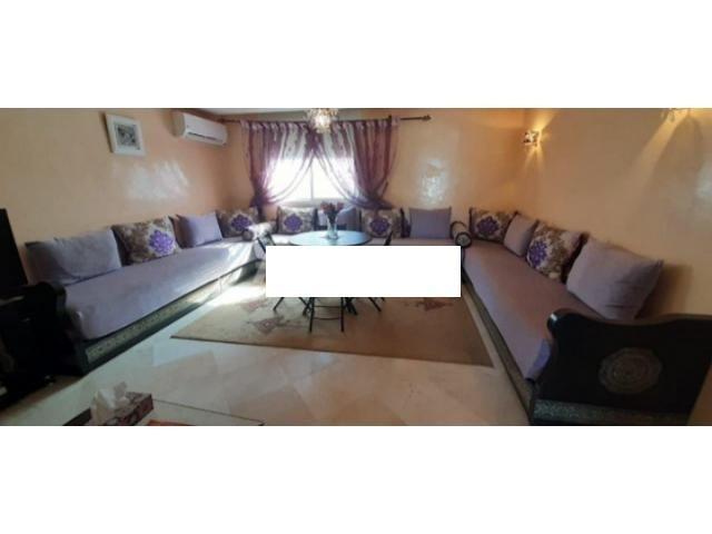Apartement meublé