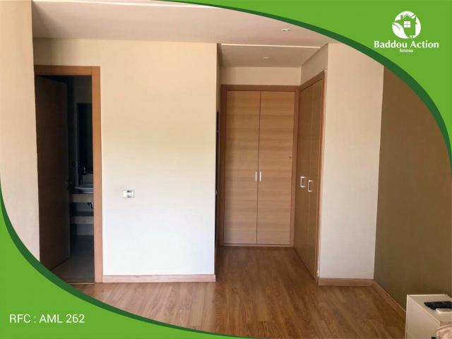 Location d'un  appartement meub