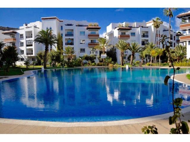 location vacances Marina Agadir