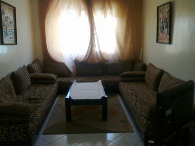 Appartement a sidi maarouf casablanca