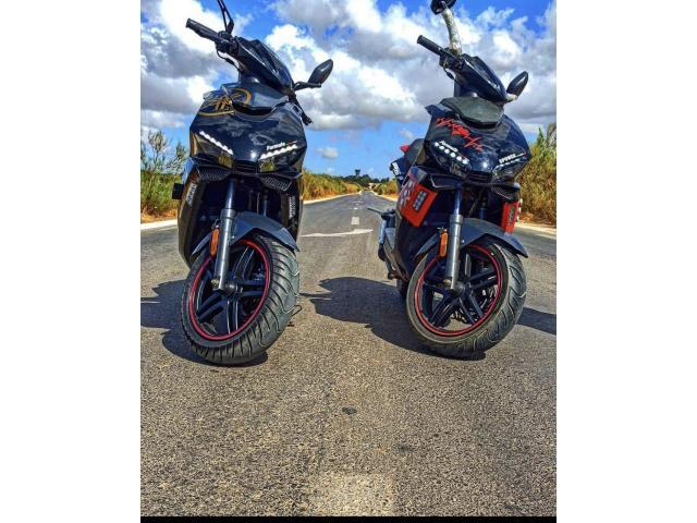 Moto Pista 70cc