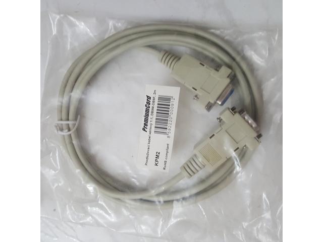 Câble modem série DB9 RS232