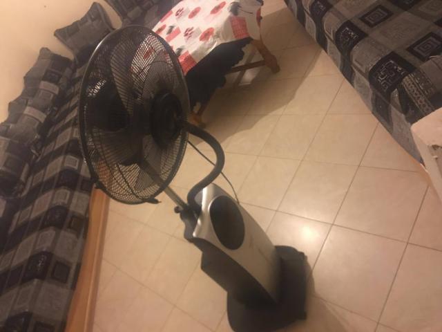 ventilateur vaporisateur