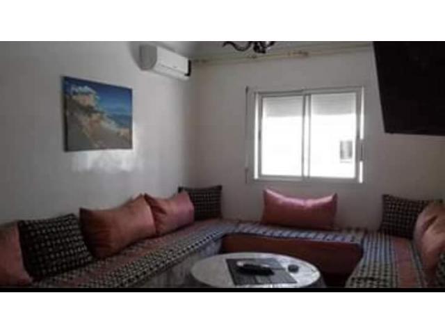 Appartement meublé a louer  à agdal