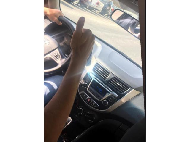 Hyundai Accent 2016 Automatique