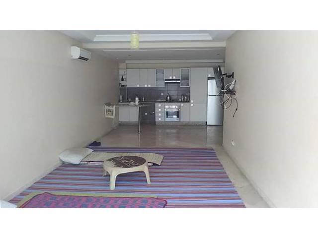 vente d'un appartement vide à Mohamadia