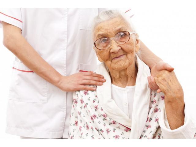 Assistante Senior malades ou Alzheimer