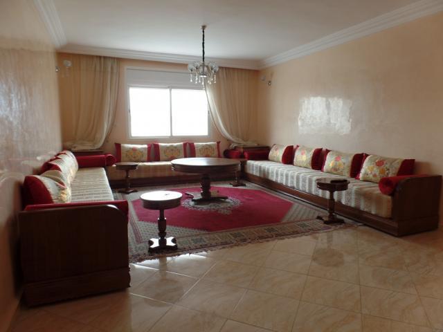 Belle appartement  meublée à  louer