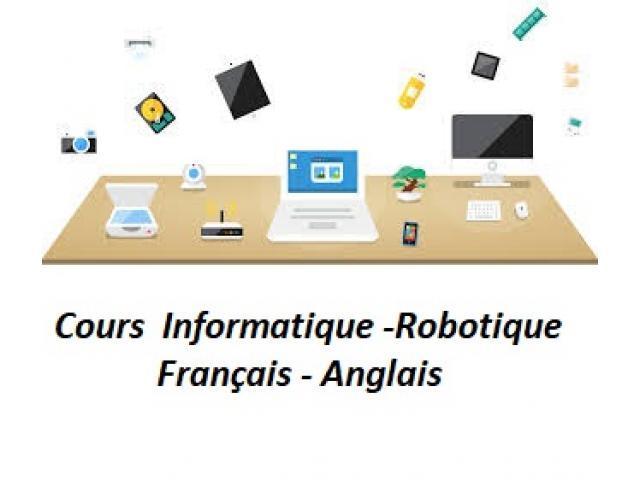 Zemamra  Cours Informatique - .. FR/Ang)