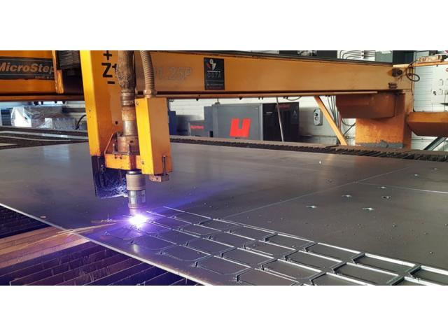 Fabrication de type matériel en INOX