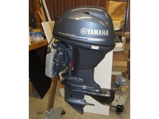 Yamaha 40hp 4 Stroke Outboard Engine