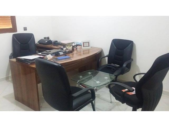 3 bureaux de qualité et acessoires